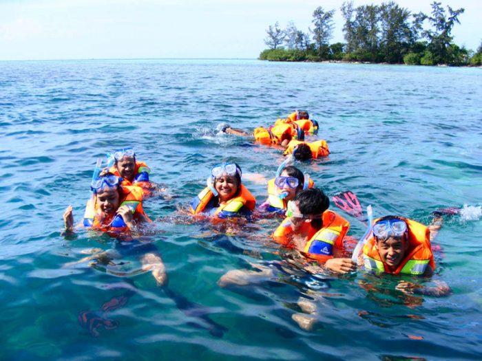 Wisata Indah Kalimantan